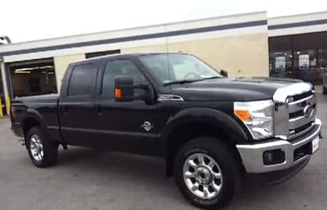 Best Diesel Engine Truck >> Best Diesel Pickups Of 2012