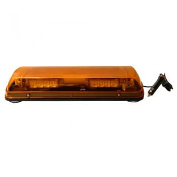 C4850AW-LED Warning Light Bar Magnetic Mount