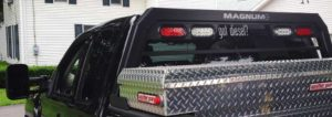Aluminum Back Rack for 2013 Chevrolet Silverado