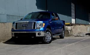 automated f150