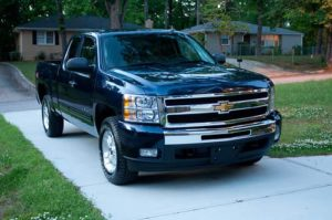 chevy truck earns 5 star safety rating