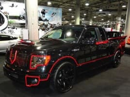 f150 crime fighter package
