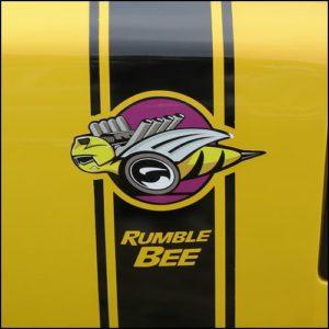 Dodge rumble bee