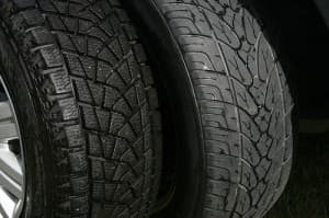 truck tires for snow