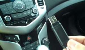 usb in vehicles