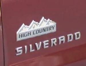 silverado high country