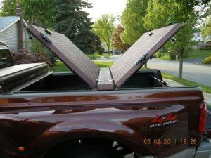 high tech truck bed