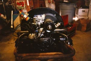 Pickup Engine
