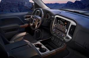 new chevy interior