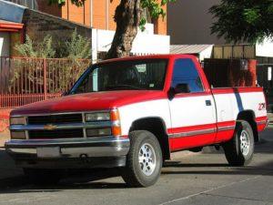 first truck