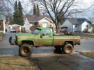 muddy chevy