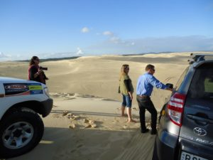 Being Safe in the Dunes