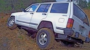 Georgia Trails - Truck Off Roading