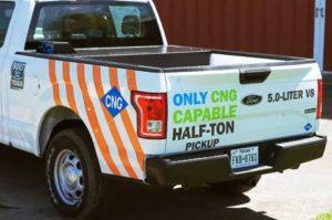 Rear Photo Ford Cng Cpable