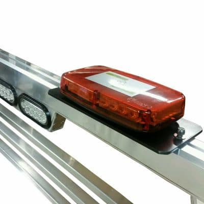 Magnum Truck Rack Light Bar