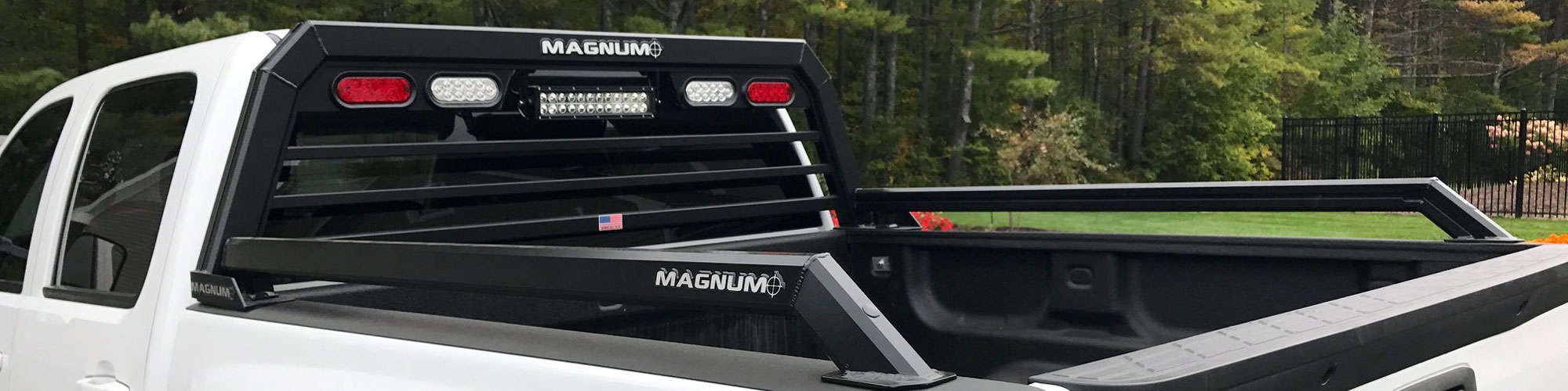 Headache Racks Truck Cab Protectos Led Light Bars Magnum Chevy Rack Always Free Shipping On All Products For Customers In The Contiguous United States