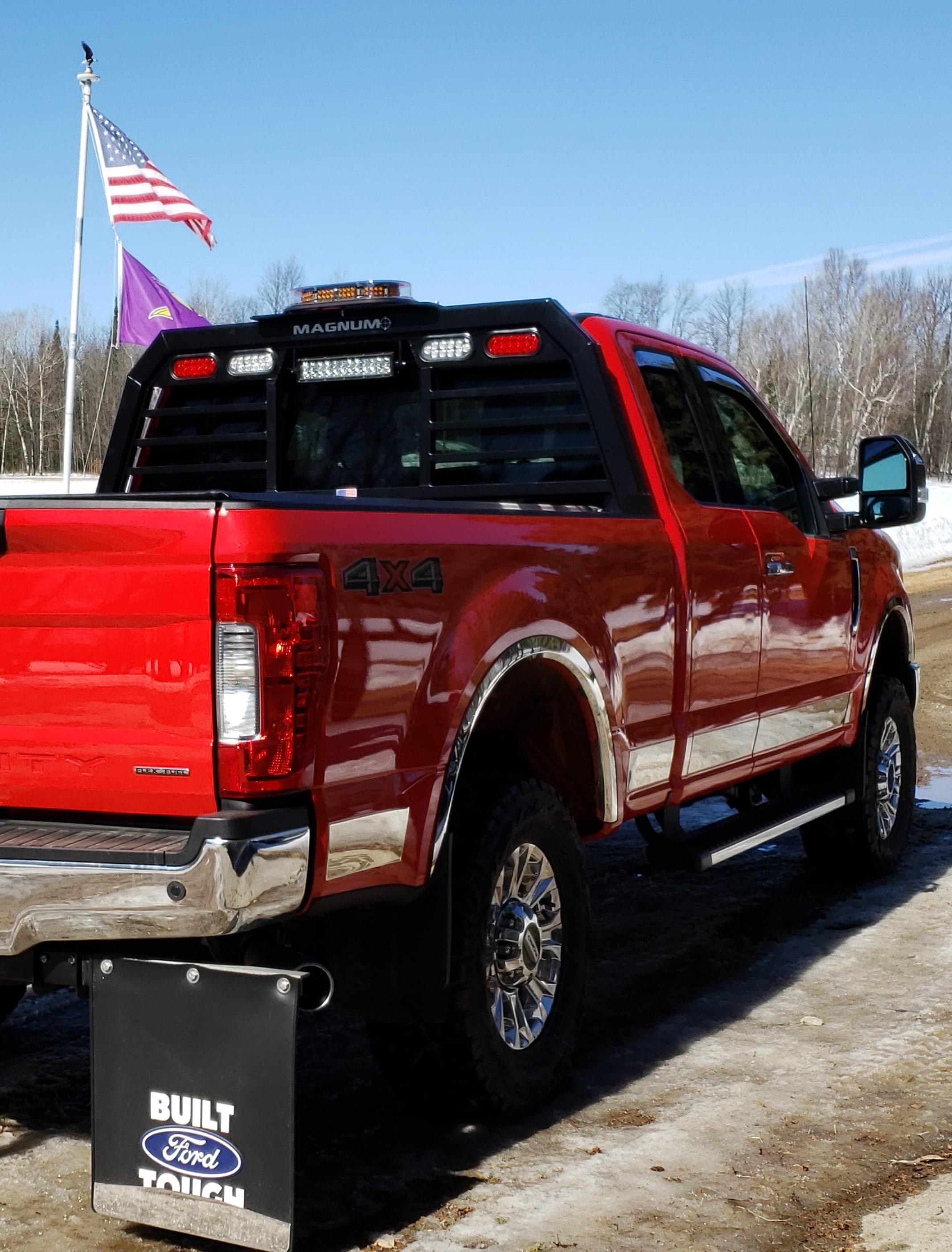 Headache Racks For Ford Trucks