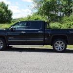 GMC Sierra Denali with Low Pro Rack