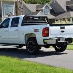 Chevy Silverado Z71 with Low Pro Rack