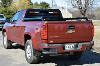 Pickup Truck Bed Rails