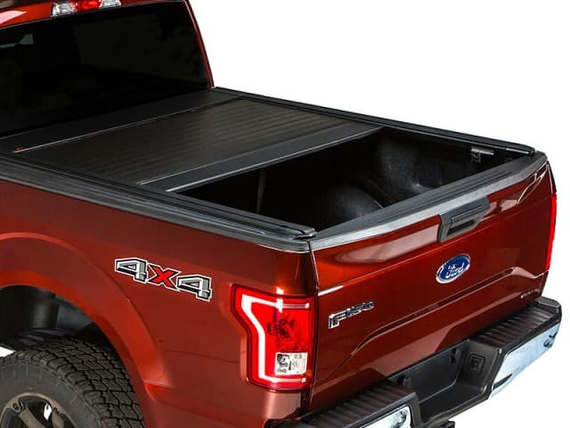 Retractable Tonneau Cover - best type of tonneau cover