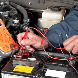 Replace a weak battery