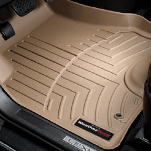 floor mats vs. floor liners- floor liner
