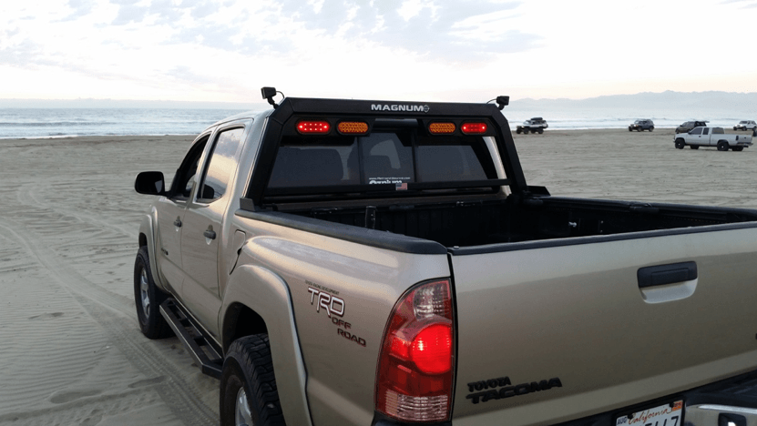 Get More Use Out of Your Truck with a Magnum Headache Rack