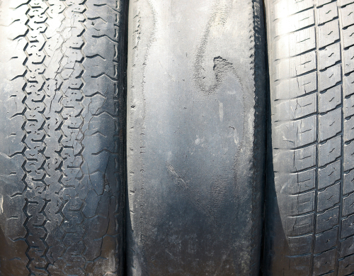 what you need to know about worn trailer tires