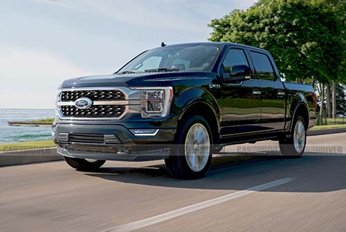 ford f150 light-duty truck comparison