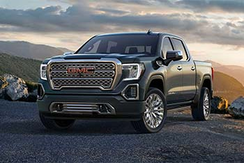 gmc sierra 1500 light-duty truck comparison