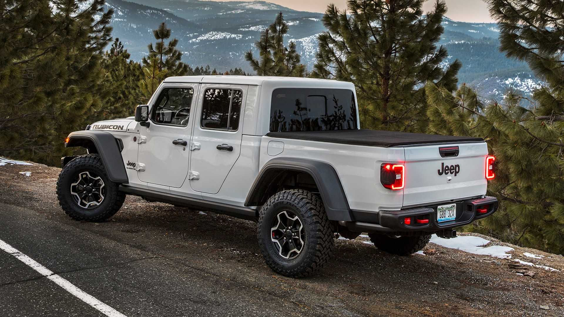 Jeep - The Best Pickup Trucks to Buy in 2020