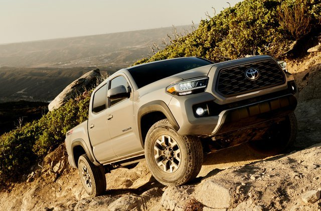 Toyota - The Best Pickup Trucks to Buy in 2020