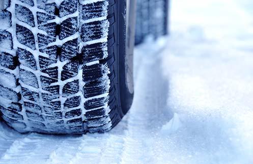 winter tire tread patterns