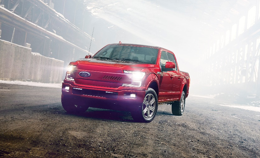 2021 best pick up truck ford f-150