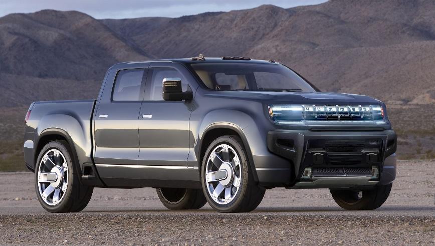 2021 best pick up truck gmc hummer