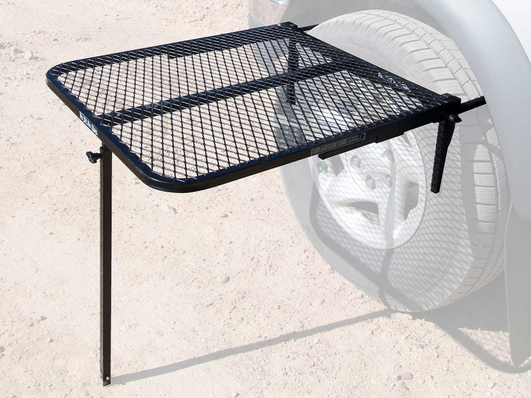 tire table hunting accessories for your truck
