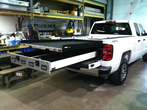 bed storage sliders unexpected truck accessories
