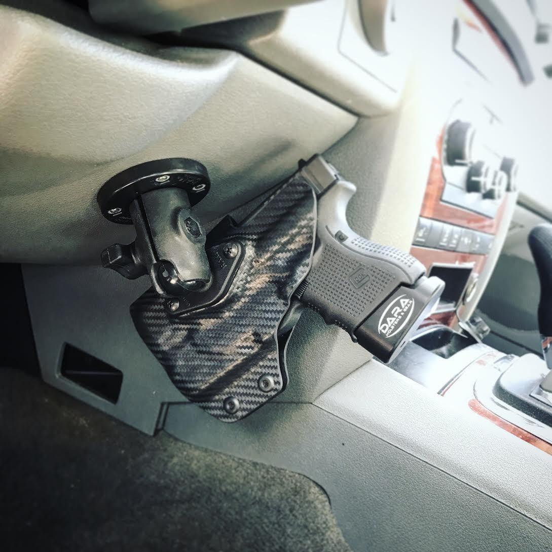 firearm accessories mounted handgun holster