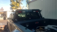 2007 Classic Crew Cab Sierra with Low Pro Rack