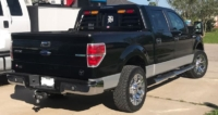 2013 Ford F-150 XLT with Low Pro Rack with Brake Lights and Strobe Lights submitted by Christopher Barker