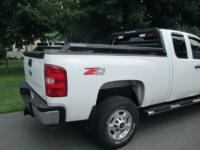 2013 Silverado 2500HD Low-Pro Rack with rails