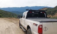 2014 Ford F-250 with Low Pro Rack submitted by Aaron Crouse