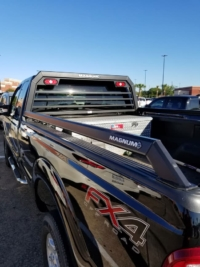 2016 Ford F250 with Magnum Sport Rack