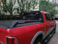 2018 Ram 1500 Sport Rack with Bed Rails
