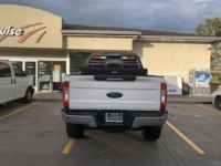 2019 Ford F250 Lariat with Low Pro Rack and Bed Rails