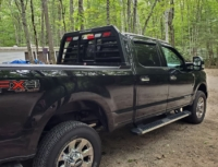 2019 Ford F350 High-Pro Rack