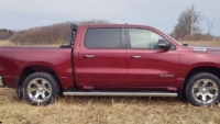2019 RAM 1500 Low-Pro with window cutout and lights